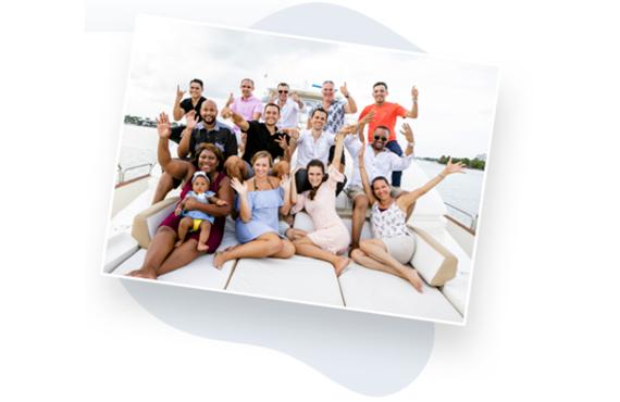 Four Percent Group Marketing Platform