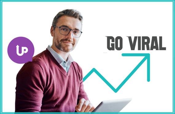 Upviral - Cloud Based Marketing Software
